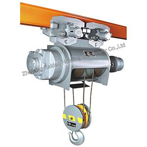 钢丝绳电动葫芦内部结构-常见问题-浙江冠林起重机械
